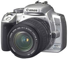 Choosing the Best Camera - A digital SLR camera