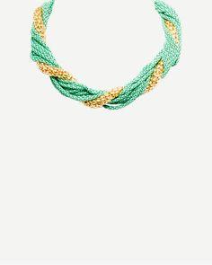 Le Château: Bead Multi-strand Necklace