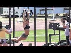 Camille Leblanc-Bazinet - Slow Motion Muscle Ups - I like this one @Georgia Linden