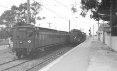 Melbourne Australia, Train Station, Historical Photos, Vr, Beautiful Images, Trains, Past, Victorian, History