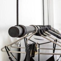 Garderobestang Swing fra LindDNA