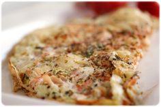 Sunne lunsjtips Omelet, Indian Food Recipes, Quiche, Asian, Dinner, Fruit, Vegetables, Eat, Breakfast