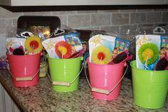 Party Favors Birthday Treat Bags, 6th Birthday Parties, Slumber Parties, Birthday Party Favors, Party Favours, Birthday Stuff, Themed Parties, Aloha Party, Hawaiian Birthday