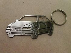 Samand Keychain Car Keychain Keychain for Samand Custom