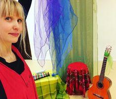 Musiklek, sång, rytmik och rörelse – Ida Gillner - Kulturterminen - för barn och unga