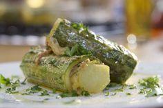Συνταγή: Νοστιμότατα κολοκυθάκια γεμιστά με ρύζι και μανιτάρια via @enalaktikidrasi Pickles, Asparagus, Cucumber, Main Dishes, Diet, Vegan, Vegetables, Cooking, Ethnic Recipes