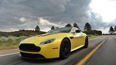 Fahrbericht: Aston Martin Vantage S im Test Aston Martin V12 Vantage, Vehicles, Car, Sports, Cars, Hs Sports, Automobile, Sport, Autos