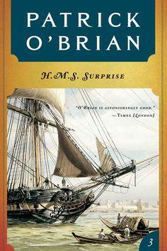 Amazon.com: H. M. S. Surprise (Vol. Book 3) (Aubrey/Maturin Novels) eBook: Patrick O'Brian: Kindle Store
