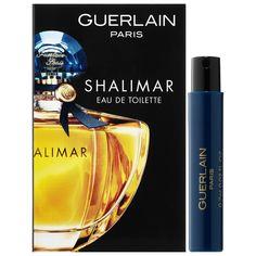 Guerlain, Shalimar EDT (sample) Guerlain Paris, Fragrance Samples, Sephora, Perfume Bottles, Beauty, Laughing, Eau De Toilette, Perfume Bottle, Beauty Illustration