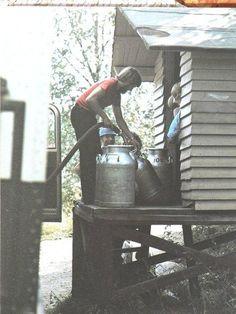 Maitolaituri noin v. 1975