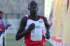 3013 - 18 YO Benard Koech of overall in Eritrean, Marathons, Kenya, Athlete, Marathon