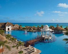 Now Sapphire Riviera Cancun All Inclusive, Puerto Morelos, Mexico May 2014 Girls trip