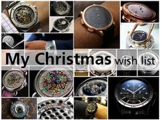 #Christmas is coming. What is your wish list?!  Watch mine on http://watcheyourself.wordpress.com