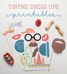 Tinyme Dress Ups Free Printables ~ Tinyme