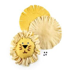 """This is the """"mane"""" event and a sweet memory of ROAR! Give this customer favorite a little squeeze and give thanks to the Lord! Includes: pre-cut felt pieces and wiggly eyes. Bible School Crafts, Bible Crafts For Kids, Vbs Crafts, Church Crafts, Sunday School Crafts, Camping Crafts, Felt Crafts, Church Activities, Craft Activities"""