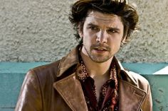 Andrew Lee Potts (Hatter from Syfy's Alice)