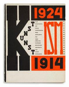ARS OPERANDI: El Lissitzky, visionario y vanguardista