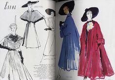 Silhouette 1950 N°236, Irwin Crosthwait, Bernard Blossac, Pierre Simon — vintage magazine
