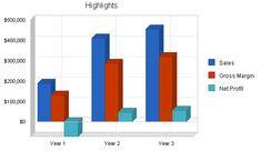 E-commerce Retailer Business Plan Sample - Executive Summary | Bplans