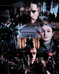 The lone wolf dies but the pack survives. We know no king/queen but the king/queen in the North whose name is STARK. Game Of Thrones Facts, Got Game Of Thrones, Game Of Thrones Quotes, Game Of Thrones Funny, Series Movies, Movies And Tv Shows, Tv Series, Sansa Stark, Winter Is Here