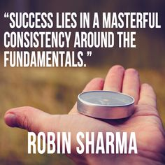 Robin Sharma shares the rituals the elite performers use to achieve massive productivity, serious success and spectacular impact.