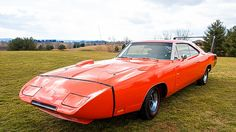 1969 Dodge Daytona 440 CI, 4-Speed, One Owner Since New presented as lot R424 at Kissimmee, FL 2016 - image1