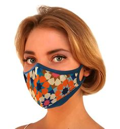 Air Pollution Mask protection - Flower of Life Mouth Mask Fashion, Fashion Mask, Diy Mask, Diy Face Mask, Face Masks, Protective Mask, Air Pollution, Stylish, Beauty