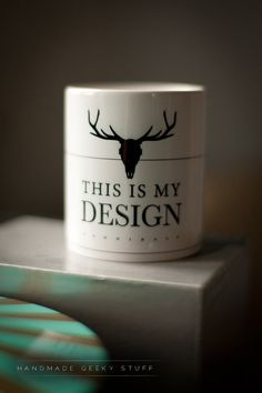 Hey, I found this really awesome Etsy listing at https://www.etsy.com/listing/211239737/hannibal-this-is-my-design-ceramic-mug