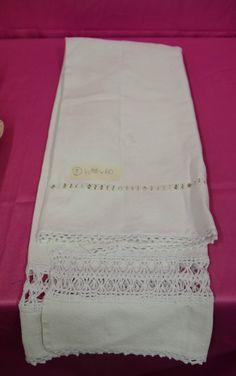Asciugamani cotone lavorato C.R. pizzi  103x60 (2) B12 Cotton Towel Serviette