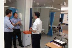 We Care! Staff at Milton Keynes NHS Milton Keynes, General Hospital, 20 Years, The Neighbourhood, Trust, The Neighborhood