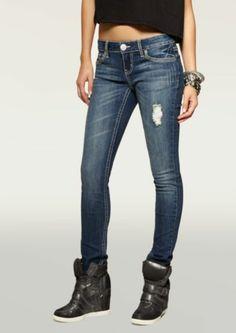 Skinny Jeans | Skinny | rue21, size 10