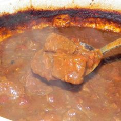 Carne Guisada (Mexican Stew)