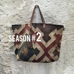 NEW COLLECTION 2016/17  Bags & Totes / Handmade / Primitive / Unisex  www.tachkent.fr