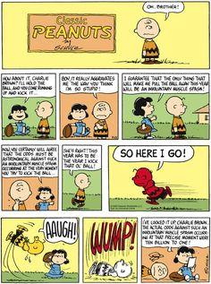 Peanuts Cartoon for Sep/22/2013