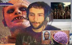 Ataques Zombie reales - el peligro de Sales de baño y krokodil