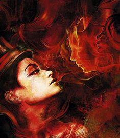 dr.Sleep Stephen King by ViLebedeva on deviantART