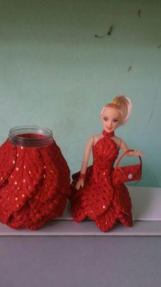 Discover thousands of images about Dolls Foam Crafts, Baby Crafts, Diy And Crafts, Arts And Crafts, Crochet Barbie Patterns, Nail Art Designs, Cool Designs, Paris Wallpaper, Indian Home Decor