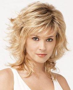 Jane Fonda Shag Hairstyles | Inspiration ($) Hair styles