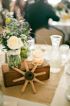 Country and Western Bridal Shower Ideas Photo 5