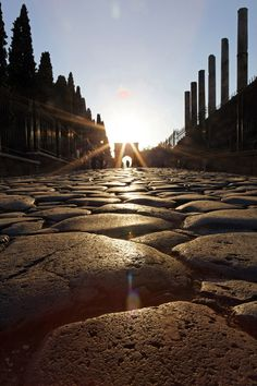 La Via Sacra, la calle con mayúsculas de Roma