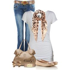 """polyvore+summer+outfits   Casual Day"""" by cindycook10 on Polyvore"""