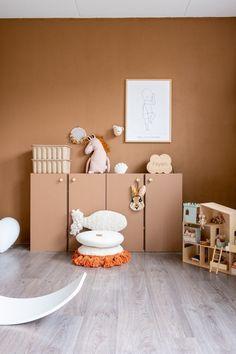 Ikea Kids Bedroom, Ikea Playroom, Ikea Living Room, Ikea Hack Kids, Ikea For Kids, Ivar Ikea Hack, Toddler And Baby Room, Deco Kids, Baby Room Design