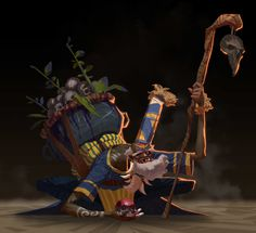 ArtStation - Didier Nguyen's submission on Ancient Civilizations: Lost & Found - Character Design