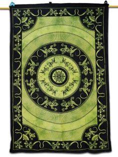 engel angel sarong wand tuch wandbehang gr e 210cm x 240cm batik decke celtic k che. Black Bedroom Furniture Sets. Home Design Ideas