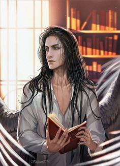 Library Time by Venlian.deviantart.com on @DeviantArt