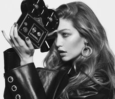 vogue-at-heart:  Gigi Hadid for Vogue Paris, March 2016 Photographed by Mert & Marcus