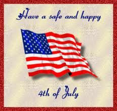 Have a safe and happy...
