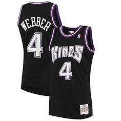 94a884dfbdb Chris Webber Sacramento Kings Mitchell & Ness 2000-01 Hardwood Classics  Swingman (eBay Link)