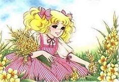 fete creas mai - Page 4 Candy Anthony, Candy Images, Candy Y Terry, Vintage Coloring Books, Dulce Candy, Candy S, Good Morning Gif, Gif Animé, Daffodils