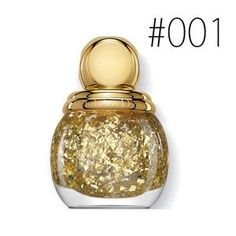 Dior Le Vernis Golden Shock top coat -- Continue to the product at the image link.